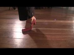 Technical excercise for flamenco footwork