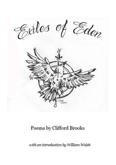 The cover of Exiles of Eden, companion to Athena Departs. Author, Writers
