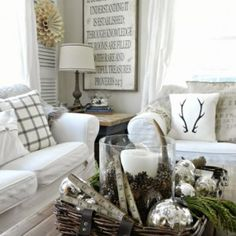 If you are looking for ideas on how to decorate after Christmas, then you have come to the right place! Below are 50 winter decorating ideasto inspire your winter decor and keep you cozy during these cold months. When decorating for winter, I like to keep things neutral and pull in a lot of natural …