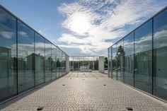 Bessancourt Hall,© 11h45 montrer l'architecture