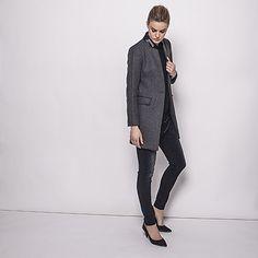 Manteau gris pour femme ikks
