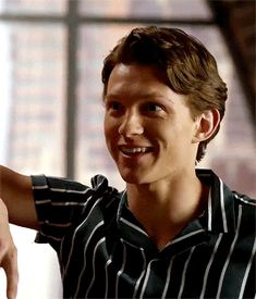 Tom Holland GIF Imagines {Completed} - Peter Parker | Tom