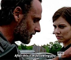 Image result for After this I'm following you walking dead