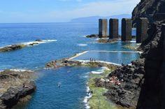 Pescante de Hermigua, La Gomera, Islas Canarias, Spain.