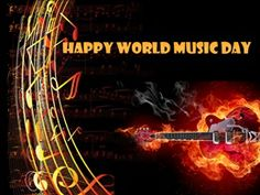 Happy Worl Music Day HD Wallpapers Free Download at Hdwallpapersz.net