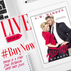 Reading Keeps Me Sane Book Blog: Release Blitz: Hostile Workplace by A. M. Madden