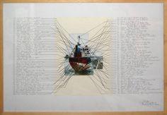 Artwork page for 'Slice of Reality', Richard Wilson, 2000 Richard Wilson, John Stezaker, Gilbert & George, Map Diagram, Richard Long, Tracey Emin, Artistic Installation, Art And Architecture, Butterfly