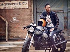 "GUZZISTAS - Moto Guzzi ""V7 Sport"" by Corsa Italiana - Mundo Guzzi"