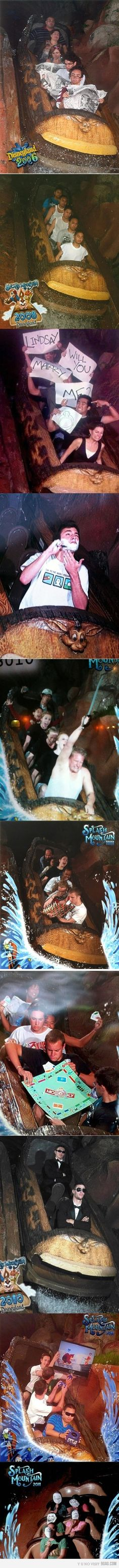 Funny pictures about Best of Disneyland's Splash Mountain. Oh, and cool pics about Best of Disneyland's Splash Mountain. Also, Best of Disneyland's Splash Mountain photos. Funny Pins, Stupid Funny Memes, Funny Cute, Really Funny, Hilarious, Teen Funny, Funny Stuff, Memes Humor, Funny Jokes