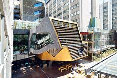 RMIT University, Melbourne #architecture
