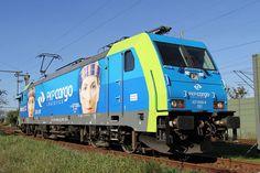 """PKP Cargo """"EU43-001"""""""