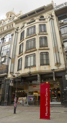 Museo Torres García en Montevideo
