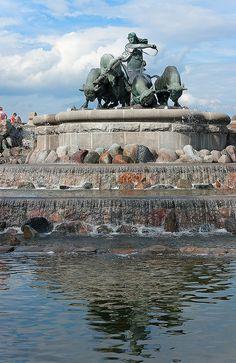 Gefionspringvandet, Copenhagen