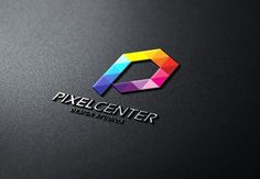 Pixel Center Templates Logo Description:The logo is Easy to edit to your own company name.The logo is designed in vector f by Super Pig Shop Business Brochure, Business Card Logo, Logo Psd, Logo Branding, Construction Logo, Typographic Logo, Best Logo Design, Graphic Design, Logo Templates