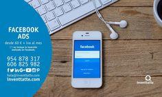 Gestionamos tus anuncios de Facebook para que llegues a clientes nuevos mediante una segmentación eficaz. #facebook #facebookads #ads #SMA #SMM #marketingonline #redessociales #marketingdigital #anuncios #marketingonlinesevilla #marketingsevilla