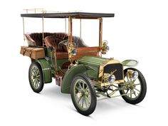 1904 Packard Model L Touring