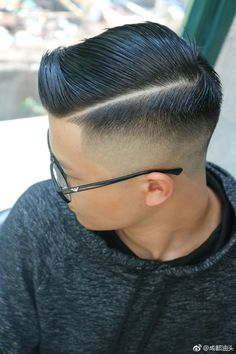 Hipster Haircut For Men Hipster Haircuts For Men, Hipster Hairstyles, Slick Hairstyles, Cool Haircuts, Trendy Hairstyles, Asian Haircut, Asian Men Hairstyle, Fade Haircut, Messy Hair Look