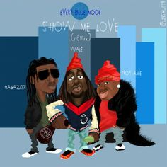 Wale ft. Troy Ave & Magazeen – Show Me Love (Remix)