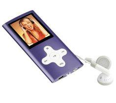 Der kompakte und elegant designte MP4-Player MP206 von Clip Sonic liest Ihre Lieblingsmusik, aber auch Fotos und Videos in den Formaten JPEG und AVI.  Er kann außerdem als Diktiergerät oder als e-Book dienen. Auf diese Weise können Sie sich mit ihm entspannen oder auch arbeiten: der Clip Sonic MP206 findet immer einen Platz bei Ihnen.