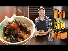 (496) THỊT KHO TRÁM ĐEN - Bùi béo, đậm đà ngon khó cưỡng (Caramelized pork belly with Chinese black olive) - YouTube