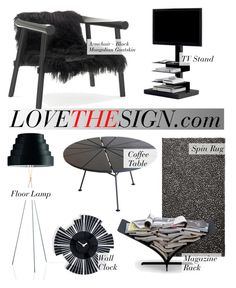 """""""LOVETHESIGN.com - Home Decor"""" by monmondefou ❤ liked on Polyvore featuring interior, interiors, interior design, home, home decor, interior decorating, OK Design, AK47, Opinion Ciatti and livingroom"""