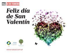 14 de febrero: Dia de San Valentín