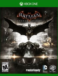 Batman: Arkham Knight - Xbox One Batman Arkham Knight, Batman Arkham Games, Dc Comics Games, Comic Games, Gotham, Detective, Ps4 Price, All Batmans, Arkham Knight