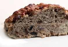 """In the week of the commemoration of the Saints we eat the """"sienese"""" typical Pan co 'santi of @ enogastrogarden"""