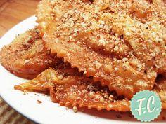 Συνταγή Ξεροτήγανα Αμοργού - Συνταγές μαγειρικής , συνταγές με γλυκά και εύκολες συνταγές από το Funky Cook
