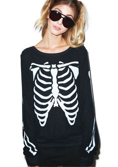Wildfox Couture Inside Out Baggy Beach Jumper | Dolls Kill