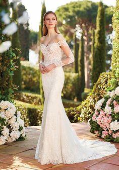 Sincerity Bridal Wedding Dresses, Lace Wedding Dress, Wedding Dress Shopping, Perfect Wedding Dress, Wedding Dress Styles, Bridal Gowns, Wedding Gowns, Dress Lace, Lillian West