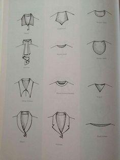 Fashion Terminology, Fashion Terms, Types Of Fashion Styles, Fashion Art, Fashion Design Sketchbook, Fashion Sketches, Sewing Tutorials, Sewing Patterns, Retro Mode