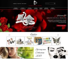 Impressed by this store #design! I stake their customers will be also! This is one of the most favorite #eBay #Listing #Template Designs that we have done previously. Call us for your own quote! Click on for live eBay Store Design! #FashionJewelry #style #jewelry #Bracelet #SilverJewelry #CostumeJewelry #Bracelet #Brooches #Earrings #Necklace #Rings