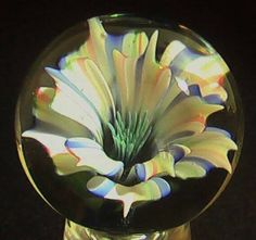 "RPC Marbles! XXLContemporary  Hand Made Glass Marble ""Show Stopper"" #PremiumMarbles #Contemporary"