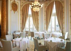 luxurious perfection.  Hotel Maria Cristina, San Sebastian -