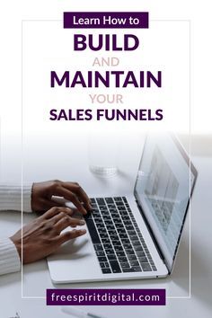 Do you need a sales funnel for your business? Do you already have a sales funnel but it's just not bringing in the sales it use to? Learn how you can build and maintain your sales funnels to stay relative and bring in new customers for your business. #sales #business #marketing Business Sales, Business Marketing, Business Tips, Social Media Marketing, Online Business, Sales Techniques, Sales Strategy, Sales Tips, Work From Home Tips