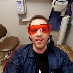 What's  not to love about going to the dentist?