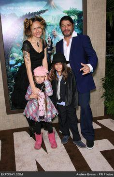 Robert Trujillo & Family
