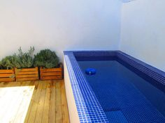 Container home, a unique house! - - Houses for Rent in Palma de Mallorca, Balearic Islands, Spain Small Backyard Pools, Small Pools, Small Patio, Jacuzzi, Patio Chico, Mini Piscina, Kleiner Pool Design, Small Pool Design, Mini Pool