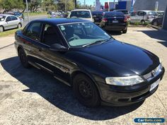 HOLDEN VECTRA GL SEDAN 2.2LT AUTOMATIC #holden #vectra #forsale #australia
