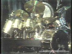 ELP / Karn Evil 9 1st Impression Part 2 / 1974 California Jam |  drum solo