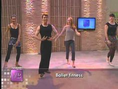 Ballet fitness - 08/09/2011