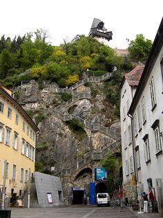Graz, Austria- Schlossberg