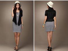 2013 Summer Fashion Collection Dress 1750 - Dresses - korean japan fashion clothes dresses wholesale women