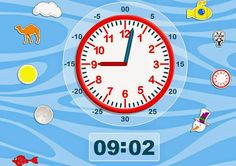 Jocs per aprendre les hores Flick Flack, Math Resources, All About Time, Have Fun, Learning, School, Maths, Montessori, Crafts