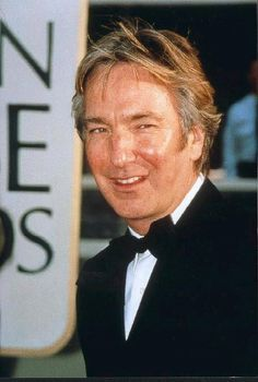 Alan Rickman  could have been  007