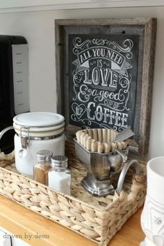 Coffee themed decor coffee break wall art decor from for Kitchen cabinets lowes with metal wall art coffee theme