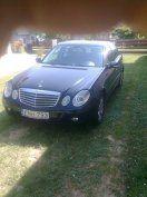 Mercedes E 200CDI 105000KM!