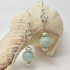 Updates from EtCeteraDesignCA on Etsy Gemstone Earrings, Sterling Silver Earrings, Dangle Earrings, Diy Necklace, Necklaces, Bracelets, Diy Jewelry, Handmade Jewelry, Unique Jewelry
