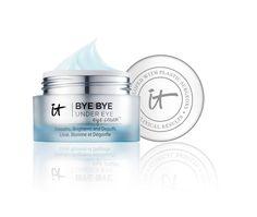 Best Eye Cream for Early Mornings: IT Cosmetics Bye Bye Under Eye Eye Cream ($48)